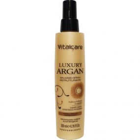 Balsamo Spray Ristrutturante Luxury Argan