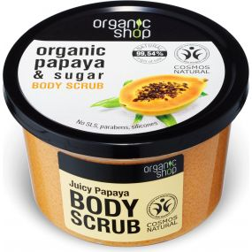 BODY SCRUB PAPAYA