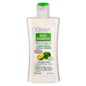 SHAMPOO ANTIFORFORA BERGAMOTTO ML.200