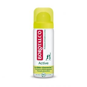 MINI DEODORANTE SPRAY ACTIVE 50 ML