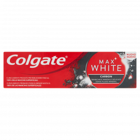 DENTIFRICIO MAX WHITE CARBON 75 ML