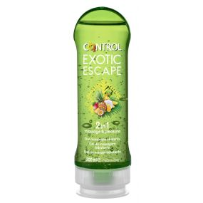 GEL MASSAGGIO EXOTIC ESCAPE 200 ML