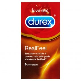 PROFILATTICI REAL FEEL 6 PZ