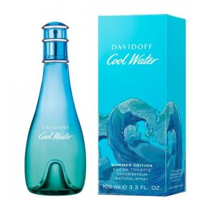 COOL WATER SUMMER EDITION EDT DONNA 100 ML