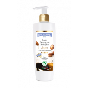 LATTE DETERGENTE ARGAN BIO 200 ML