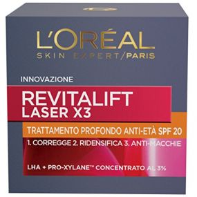 CREMA VISO ANTI-ETA' REVITALIFT LASER X3 50 ML
