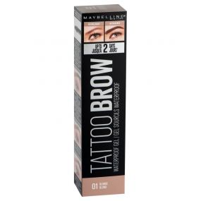 GEL SOPRACCIGLIA TATTOO BROW WATERPROOF