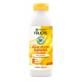 HAIR FOOD BALSAMO BANANA 350 ML