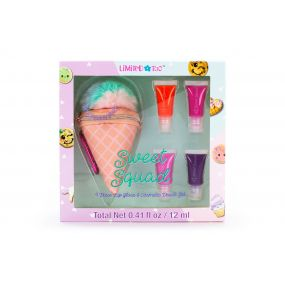 TROUSSE 4 GLOSS ICE CREAM