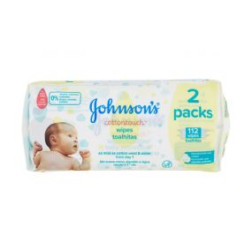 SALVIETTE BABY COTTON TOUCH 56x2 PZ