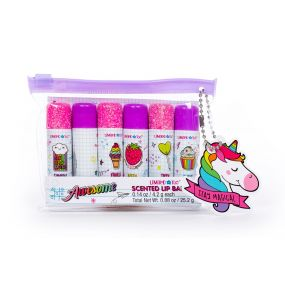 SET 6 GLOSS UNICORNO