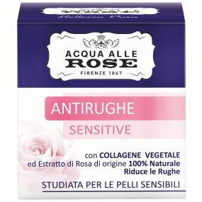 CREMA ANTI-RUGHE SENSITIVE 50 ML