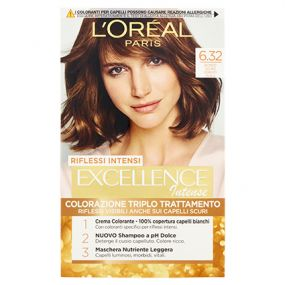 COLORANTE EXCELLENCE INTENSE BIONDO SCURO DORATO 6.32