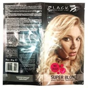 POLVERE DECOLORANTE SUPER BLONDE 60 GR
