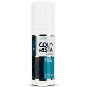 SPRAY COLORE 1-GIORNO TURQUOISEHAIR