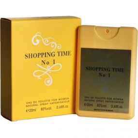 EDT SHOPPING TIME N 1