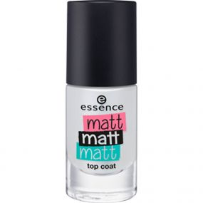 Matt matt matt smalto unghie top coat