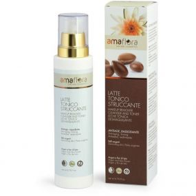 LATTE TONICO STRUCCANTE ANTI-ETA' BIO 200 ML