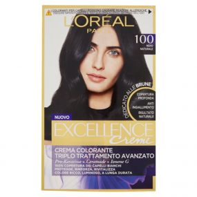 COLORANTE EXCELLENCE NERO NATURALE