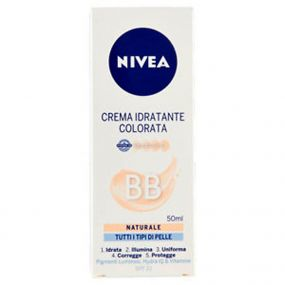 CREMA IDRATANTE COLORATA NATURAL COLOR IQ