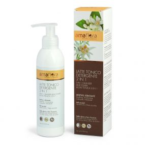 LATTE E TONICO DETERGENTE LENITIVO 2IN1  200 ML