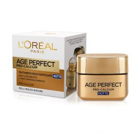 CREMA DERMO EXPERTISE AGE RE-PERFECT CALCIUM NOTTE