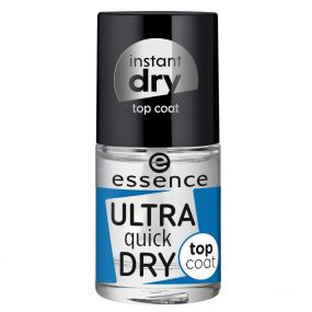 SMALTO TOP COAT ASCIUGATURA ULTRA RAPIDA