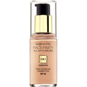 Foundation  All Day Flawless 3 in 1