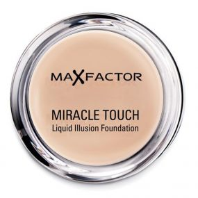 Liquid Illusion Foundation Miracle Touch