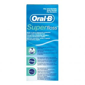 FILO INTERDENTALE SUPERFLOSS